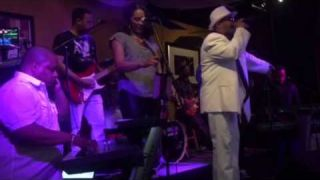 CV BOYS band live at Cesaria - Creola