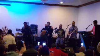 CV BOY band and Beto Dias live - Sin Sabeba