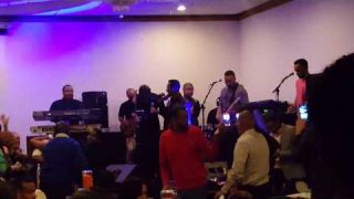 CV BOY band and Beto Dias live - Santo Amaro
