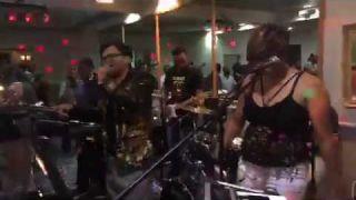 CV BOYS band, Ze Delgado and Vargas Monteiro live